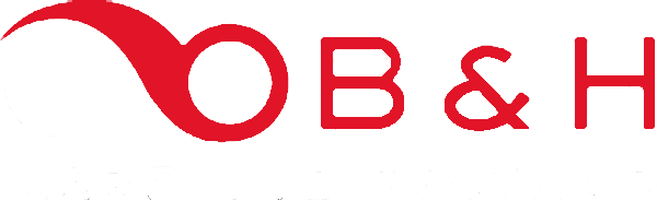 B & H Labeling Systems Logo
